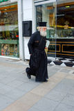 Ortodox präst Royaltyfri Fotografi