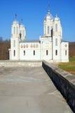 ortodox saint för andrew kloster Arkivfoto