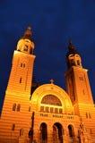 Ortodoxa Domkyrka-Sibiu Royaltyfri Bild