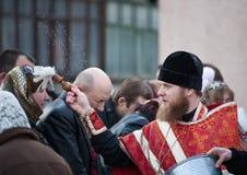 ortodoxa easter Royaltyfri Bild