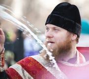 ortodoxa easter Royaltyfri Fotografi