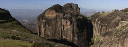 Ortodoxa kloster Meteora, Kalambaka Grekland Arkivfoton