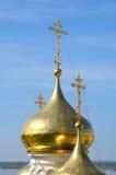 Ortodoxa symboler Arkivfoton