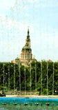 ortodoxal的大教堂 库存照片