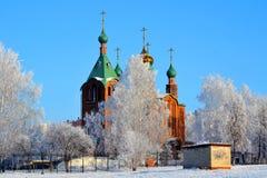 Ortodoxia rusa foto de archivo libre de regalías