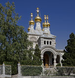 Ortodoxkyrka 11 Arkivfoto