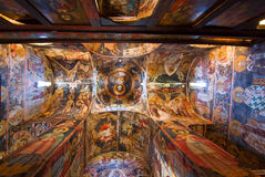 Ortodoxkyrka Royaltyfria Foton