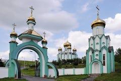 Ortodoxkyrka i Ukraina Arkivbilder