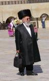 Ortodoxo, Jerusalén fotografía de archivo libre de regalías
