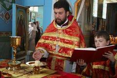 ortodoxt Arkivbild