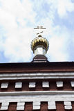 Ortodoxt kapell arkivbilder