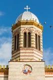 Ortodoxt kyrkligt torn Royaltyfria Foton