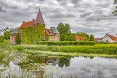 Ortofta Castle stock photos