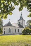 Ortofta church Stock Image