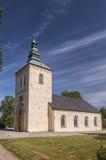 Ortofta church Royalty Free Stock Photos