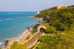 Ortona - Abruzzo Royaltyfri Bild