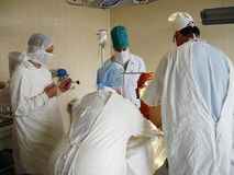 Ortopedyczna operacja zdjęcia stock