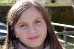 Ortrait de un adolescente joven Foto de archivo