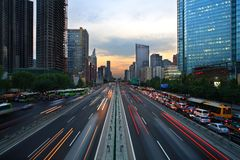 Ortsverkehr stockfotos