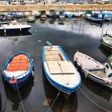 Ortygia-Insel Stockbilder