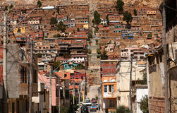 Oruro Royalty Free Stock Images