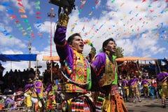 Oruro Carnaval Stock Fotografie
