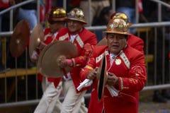 Oruro Carnaval in Bolivië Royalty-vrije Stock Afbeeldingen