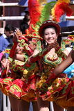 Oruro Carnival Stock Photo