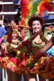 Oruro Carnival Stock Photo