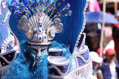 Oruro Carnival Royalty Free Stock Image