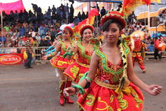 Oruro Carnival Royalty Free Stock Images