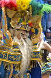 Oruro Carnival February 2009 - Oruro, Bolivia Royalty Free Stock Images