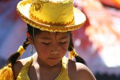 Oruro festival Stock Image