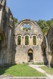 Orval Abbey Abbaye Notre-Dame D Orval royaltyfri fotografi