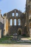 Orval Abbey Abbaye Notre-Dame D Orval fotografering för bildbyråer