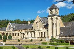 Orval Abbey church Royalty Free Stock Photo