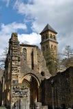 Orval abbotskloster Royaltyfria Foton