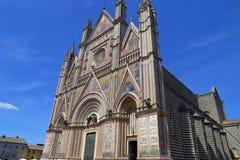 Orvieto – Duomo, beautiful Cathedral in Orvieto, Umbria, Stock Photo