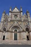 Orvieto – Duomo, beautiful Cathedral in Orvieto, Umbria, stock photos