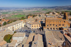 Orvieto, Úmbria, Itália, Europa Fotografia de Stock Royalty Free