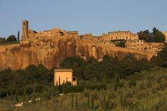 Orvieto. Photos stock