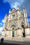 Orvieto Cathedral Royalty Free Stock Images