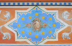 Orvieto cathedral, detail Stock Photo