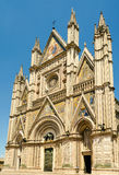 Orvieto Cathedral, Italy Stock Photography
