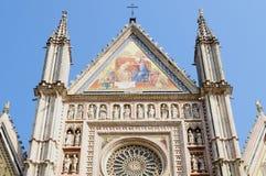 Orvieto, domo Fotografia de Stock Royalty Free