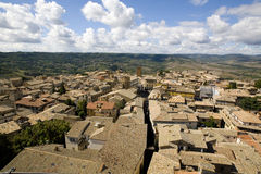 Orvieto Italy Stock Photo