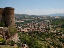 Orvieto-Italy Royalty Free Stock Image