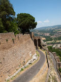 Orvieto-Italy Royalty Free Stock Photo