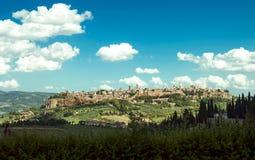 Orvieto Italy Stock Photography