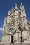 Orvieto Kathedrale Lizenzfreies Stockbild